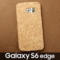 Samsung Galaxy S6 edge Pine Coated Plastic Case