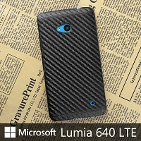 Microsoft Lumia 640 LTE Twilled Back Case