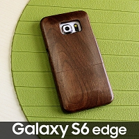 Samsung Galaxy S6 edge Woody Case