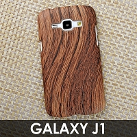 Samsung Galaxy J1 Woody Patterned Back Case