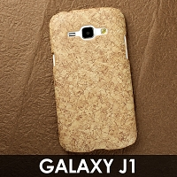 Samsung Galaxy J1 Pine Coated Plastic Case