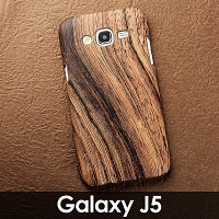 Samsung Galaxy J5 Woody Patterned Back Case