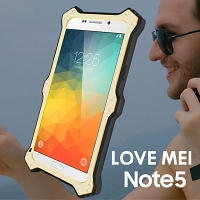 LOVE MEI Samsung Galaxy Note5 MK2 Case