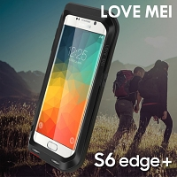 LOVE MEI Samsung Galaxy S6 edge+ Powerful Bumper Case