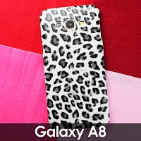 Samsung Galaxy A8 Leopard Stripe Back Case