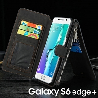 Samsung Galaxy S6 edge+ Diary Wallet Case
