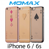 Momax Poker Soft Case for iPhone 6 / 6s