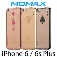 Momax Poker Soft Case for iPhone 6 / 6s Plus