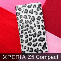 Sony Xperia Z5 Compact Leopard Stripe Back Case