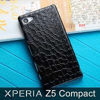 Sony Xperia Z5 Compact Crocodile Leather Back Case