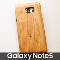 Samsung Galaxy Note5 Woody Case
