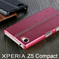 Imak Ruiyi Series Leather Case for Sony Xperia Z5 Compact