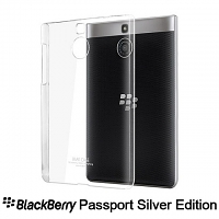 Imak Crystal Case for BlackBerry Passport Silver Edition