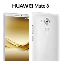Imak Soft TPU Back Case for Huawei Mate 8