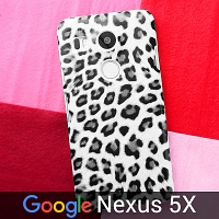 Google Nexus 5X Leopard Stripe Back Case