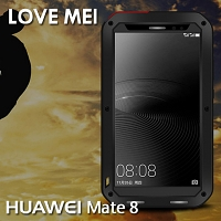LOVE MEI Huawei Mate 8 Powerful Bumper Case