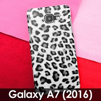 Samsung Galaxy A7 (2016) A7100 Leopard Stripe Back Case