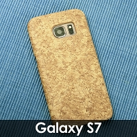 Samsung Galaxy S7 Pine Coated Plastic Case