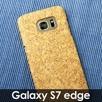 Samsung Galaxy S7 edge Pine Coated Plastic Case