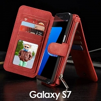 Samsung Galaxy S7 Diary Wallet Case
