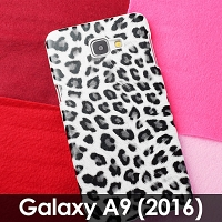 Samsung Galaxy A9 (2016) A9000 Leopard Stripe Back Case