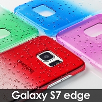 Samsung Galaxy S7 edge Water Drop Back Case