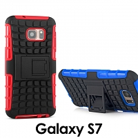 Samsung Galaxy S7 Rugged Case with Stand