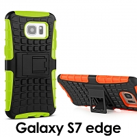 Samsung Galaxy S7 edge Rugged Case with Stand