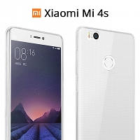 Imak Soft TPU Back Case for Xiaomi Mi 4s