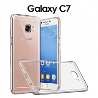 Imak Soft TPU Back Case for Samsung Galaxy C7