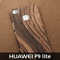 Huawei P9 lite Woody Patterned Back Case