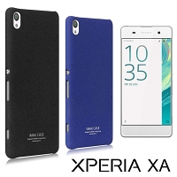 Imak Marble Pattern Back Case for Sony Xperia XA