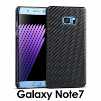 Samsung Galaxy Note7 Twilled Back Case