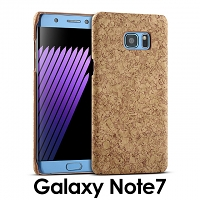 Samsung Galaxy Note7 Pine Coated Plastic Case