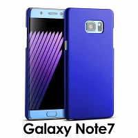 Samsung Galaxy Note7 Rubberized Back Hard Case