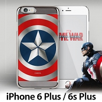 MARVEL Captain America Shield Case for iPhone 6 Plus / 6s Plus