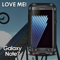 LOVE MEI Samsung Galaxy Note7 Powerful Bumper Case