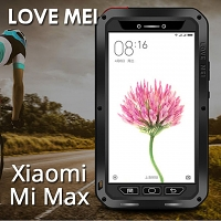 LOVE MEI Xiaomi Mi Max Powerful Bumper Case