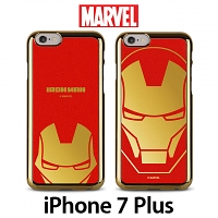 MARVEL Iron Man Mirror Art Back Case for iPhone 7 Plus