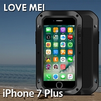 LOVE MEI iPhone 7 Plus Powerful Bumper Case
