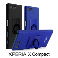 Imak Marble Pattern Back Case for Sony Xperia X Compact