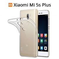 Imak Soft PU Back Case for Xiaomi Mi 5s Plus