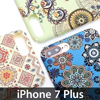 iPhone 7 Plus Gorgeous Pattern Ultra-Thin Back Case
