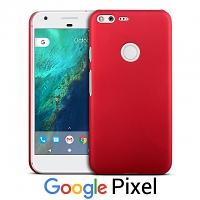 Google Pixel Rubberized Back Hard Case