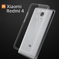Xiaomi Redmi 4 Soft Back Case