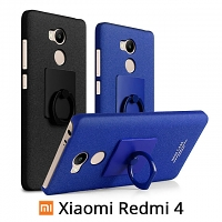 Imak Marble Pattern Back Case for Xiaomi Redmi 4
