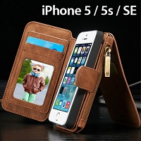 iPhone 5 / 5s / SE Diary Wallet Case