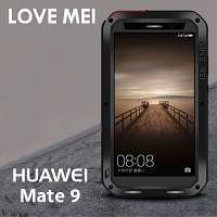 LOVE MEI Huawei Mate 9 Powerful Bumper Case