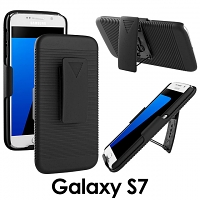 Samsung Galaxy S7 Protective Case with Holster