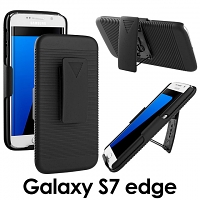 Samsung Galaxy S7 edge Protective Case with Holster